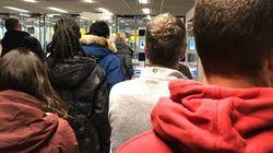 Αμστερνταμ: Βρετανός ταξιδιώτης δυσανασχετεί με την ταλαιπωρία στον έλεγχο