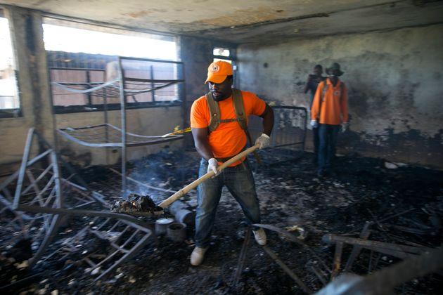 Τραγωδία στην Αϊτή: 15 παιδιά έχασαν την ζωή τους από πυρκαγιά σε
