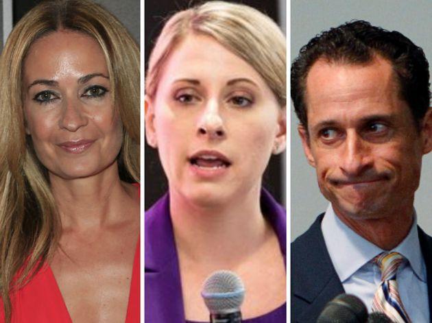 Políticos afectados por la filtración de vídeos