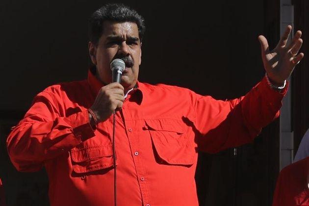 En la imagen, el presidente de Venezuela, Nicolás Maduro EFE/Miguel