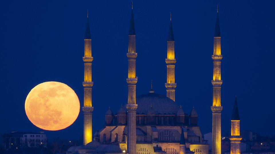 Το Τέμενος Σελιμιγιέ...
