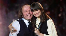 Clara Luciani et Philippe Katerine sacrés aux Victoires, tout le