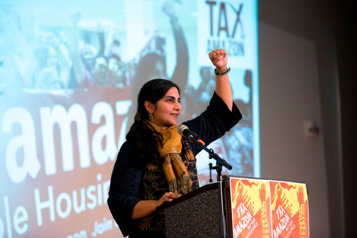 Seattle City Councilmember Kshama Sawant, who proposed the winter eviction ban, recently reintroduced the idea of a tax on la