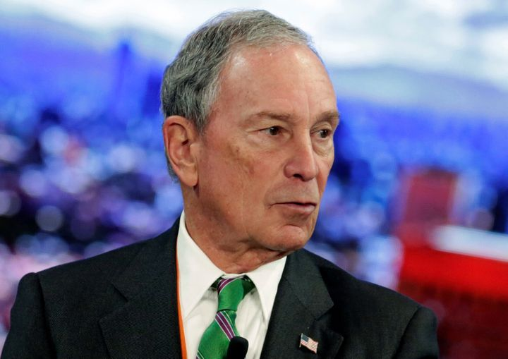 Michael Bloomberg had some critical comments for Obama in 2016.