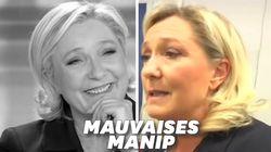 Le Pen s'en prend aux