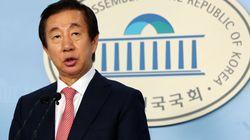 김성태 자유한국당 의원이 '총선 불출마'를 선언하며 한