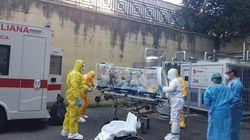 Niccolò negativo al coronavirus. Il rientro da Wuhan con volo militare e barella