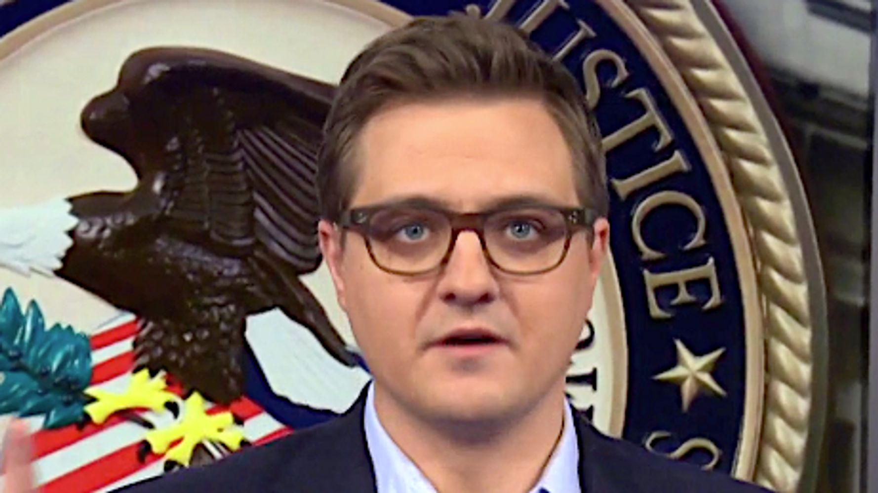 Chris Hayes Names Only Thing Standing Against 'Authoritarian Decline' Under Trump