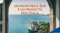 Ironia social per la slide del Piano Sud con la foto di Trieste. Provenzano su Fb: