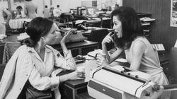 Η απεικόνιση της γυναίκας δημοσιογράφου στην τηλεόραση και τον