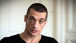 Piotr Pavlenski annonce le retrait de son site, mais promet un