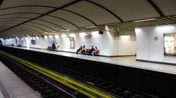 Νεκρός ο άνδρας που έπεσε στις ράγες στον σταθμό «Άγιος