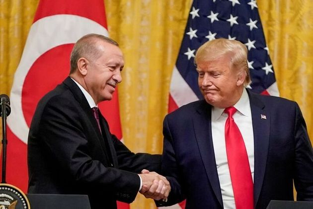 Τηλεφωνική επικοινωνία Ερντογάν-Τραμπ για Λιβύη, Συρία και Μέση