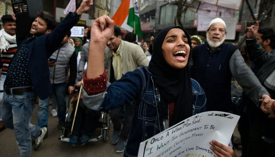 Shaheen Bagh's Contagious Freedom Lets Us Imagine The Nation We Can