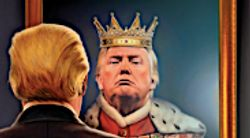 Trump Compares Himself To A King, Angry Critics Go French
