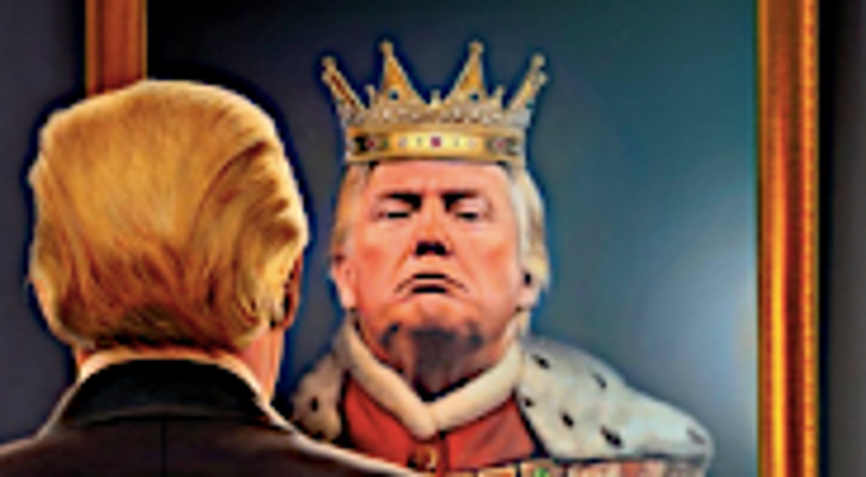 Trump Compares Himself To A King, Angry Critics Go French Revolution