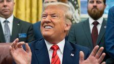 Trump Gibt-Verteidigungsministerium Macht Zur Abschaffung Der Tarifverhandlungen Für Zivile Gewerkschaften