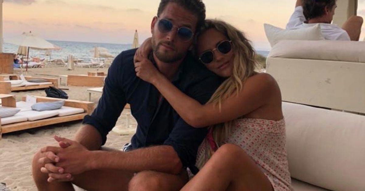 'I Am In So Much Pain': Caroline Flack's Boyfriend Lewis Burton Shares Heartbreaking Tribute To Love Island Star