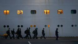 Επαναπατρίζονται οι δύο Ελληνες επιβάτες κρουαζιερόπλοιου που είναι σε καραντίνα για τον
