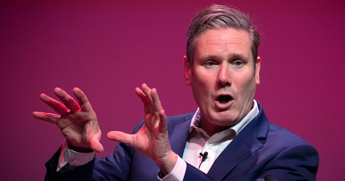 Labour's Keir Starmer Claims Press 'Vilified' Jeremy Corbyn