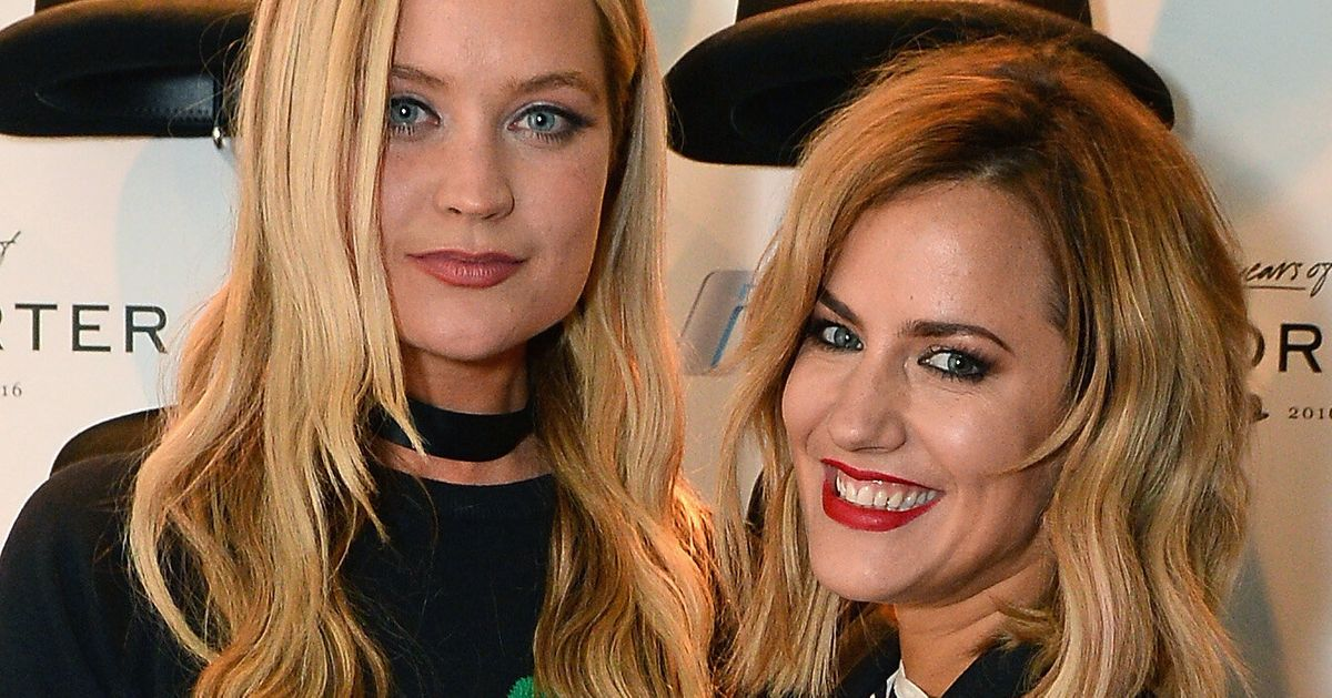 Laura Whitmore Honours 'Vivacious, Loving' Friend Caroline Flack In Heart-Wrenching On-Air Tribute