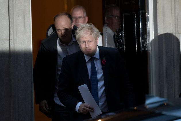 Boris Johnson Told To Sack Sinister Aide Who Backed Forced Sterilisation