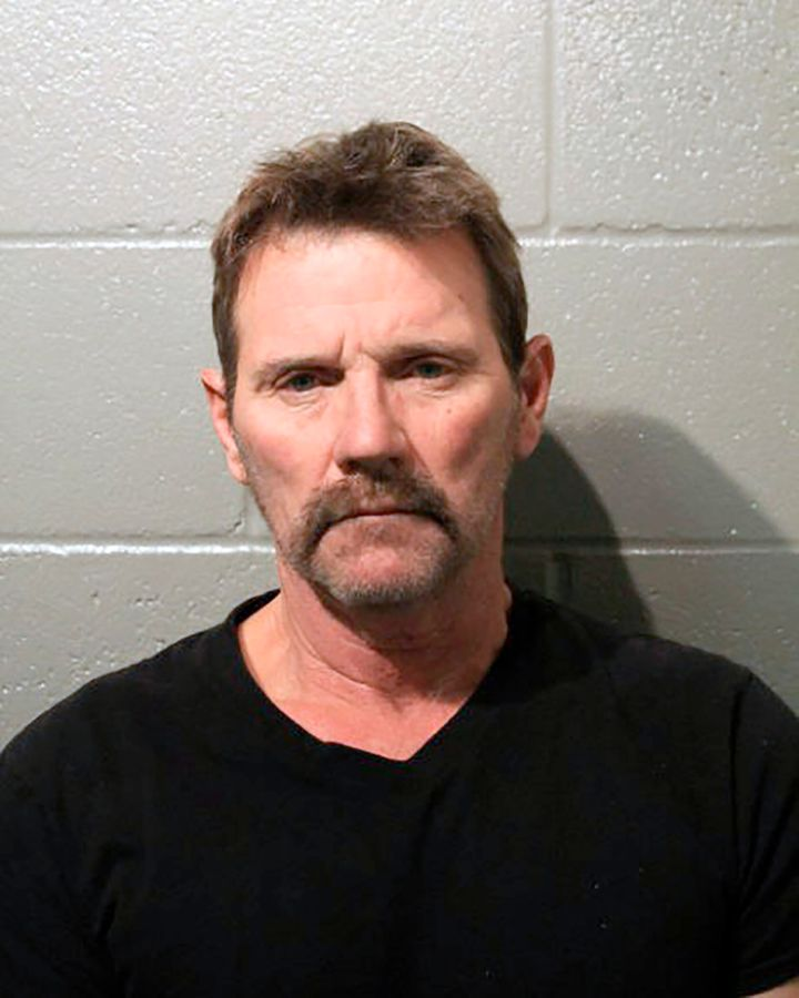 In this Feb. 3, 2020, file photo from the Cleveland County Sheriff's Office shows Max Leroy Townsen.