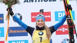 Dorothea Wierer è d'oro! Trionfa ai mondiali di biathlon