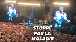 Bouleversé, Elton John doit quitter la scène en plein concert à cause d'une