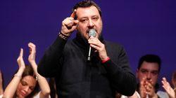 Salvini senza freni:
