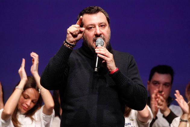 "Salvini senza freni: ""L"