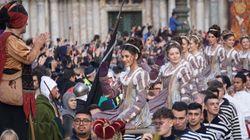 A Venezia per il Carnevale l'esordio dei sensori