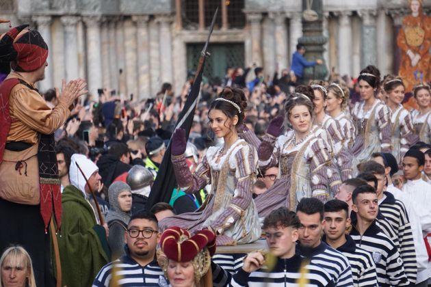 A Venezia per il Carnevale l