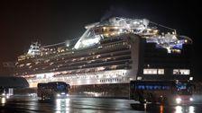 Mehr Als 40 Amerikaner Infiziert Mit Dem Corona-Virus Auf Kreuzfahrtschiff Unter Quarantäne