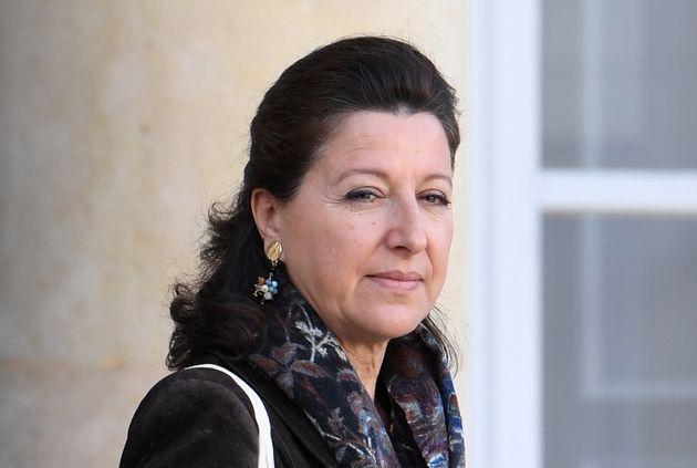Agnès Buzyn, ici à l'Élysée le 12 février