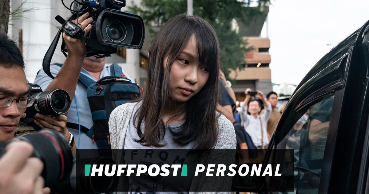 I Was At The Centre Of The Hong Kong Protests. This Is How It Changed My Life