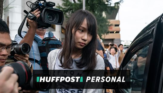 I Was At The Centre Of The Hong Kong Protests. This Is How It Changed My