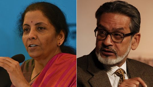 India's Former Chief Statistician Debunks FM Nirmala Sitharaman's 'Green Shoots'