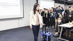 「AIスーツケース」が目的地まで誘導する未来。視覚障がい者の移動支援ロボットを開発へ