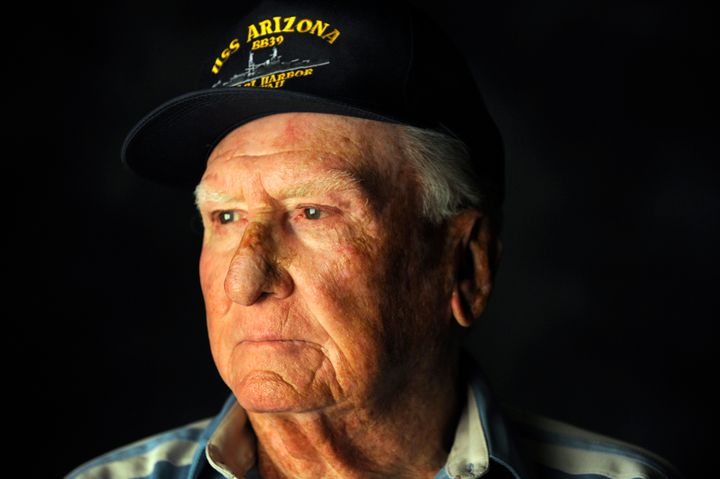 Pearl Harbor survivor Donald Stratton served in the Navy from 1940-1942 and received a medical discharge. He then re-enlisted