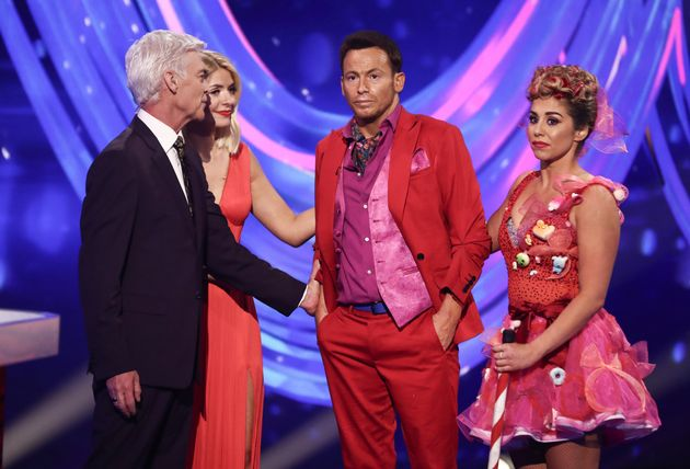 Joe Swash said he found Sunday's show particularly