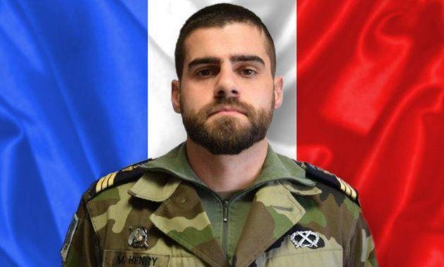 Le sergent-chef Morgan Henry, engagé dans l'opération Barkhane au Burkina Faso, a été