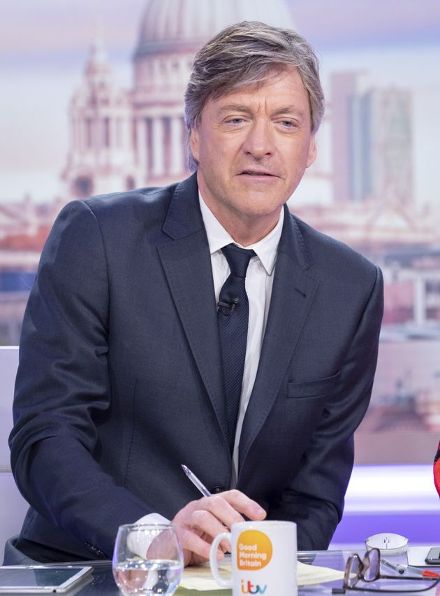 Richard Madeley shared ITV's response to Caroline's death on Monday's