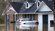 Überschwemmungen Setzen Mississippi-Hauptstadt