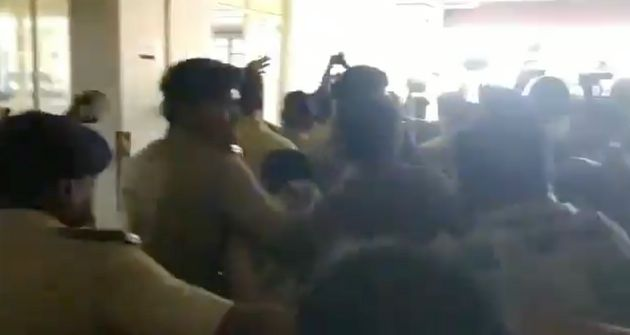 Attack on Kashmiri students held for