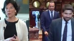 El Gobierno acudirá este martes a los tribunales si Murcia no retira el veto parental: