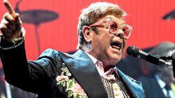 Elton John abandona un concierto por una