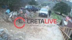 Κρήτη: Βίντεο από τη φονική επίθεση στις