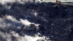 Derrumbe en Zaldibar: largos días de crisis ambiental, prohibiciones y