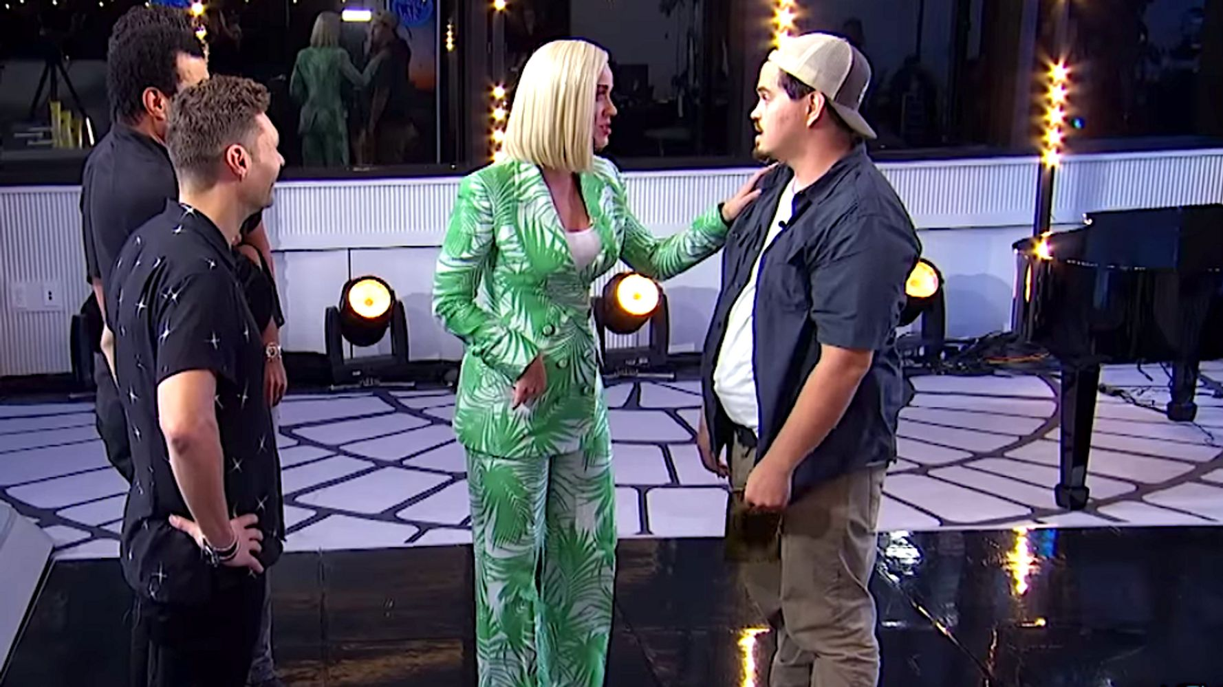 Garbage Collector Heaped With Praise On 'American Idol'